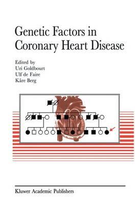 Genetic factors in coronary heart disease - Developments in Cardiovascular Medicine 156 (Paperback)