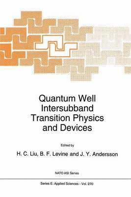 Quantum Well Intersubband Transition Physics and Devices - Nato Science Series E: 270 (Paperback)
