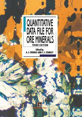 Quantitative Data File for Ore Minerals (Paperback)