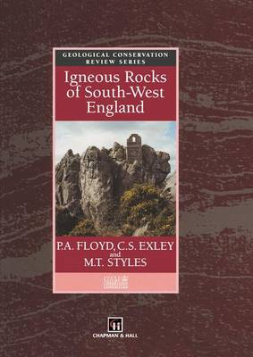 Igneous Rocks of South-West England (Paperback)