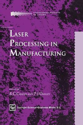 Laser Processing in Manufacturing - Engineering Aspects of Lasers Series (Paperback)