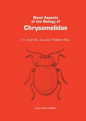 Novel aspects of the biology of Chrysomelidae - Series Entomologica 50 (Paperback)
