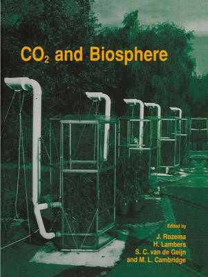 CO2 and biosphere - Advances in Vegetation Science 14 (Paperback)