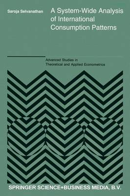 A System-Wide Analysis of International Consumption Patterns - Advanced Studies in Theoretical and Applied Econometrics 29 (Paperback)