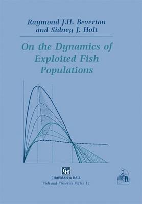 On the Dynamics of Exploited Fish Populations - Fish & Fisheries Series 11 (Paperback)