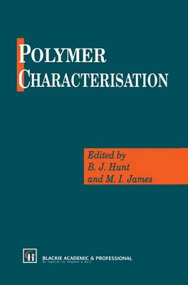 Polymer Characterisation (Paperback)