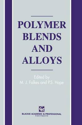 Polymer Blends and Alloys (Paperback)