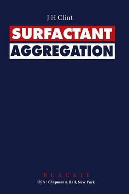 Surfactant Aggregation (Paperback)