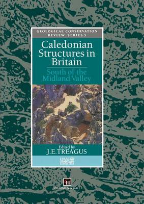Caledonian Structures in Britain: South of the Midland Valley (Paperback)