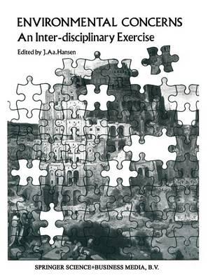 Environmental Concerns: An Inter-disciplinary Exercise (Paperback)