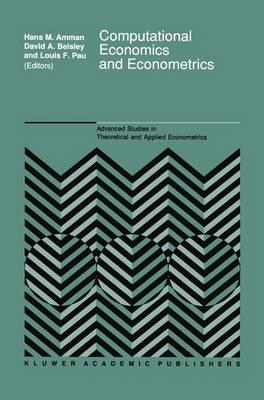 Computational Economics and Econometrics - Advanced Studies in Theoretical and Applied Econometrics 22 (Paperback)