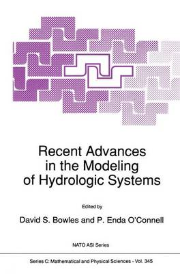 Recent Advances in the Modeling of Hydrologic Systems - NATO Science Series C 345 (Paperback)