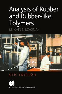 Analysis of Rubber and Rubber-like Polymers (Paperback)