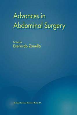Advances in Abdominal Surgery (Paperback)