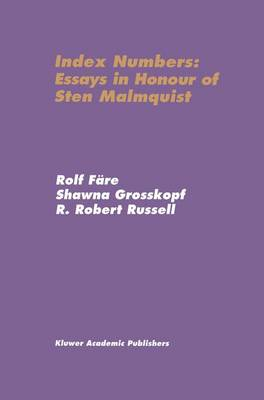 Index Numbers: Essays in Honour of Sten Malmquist (Paperback)