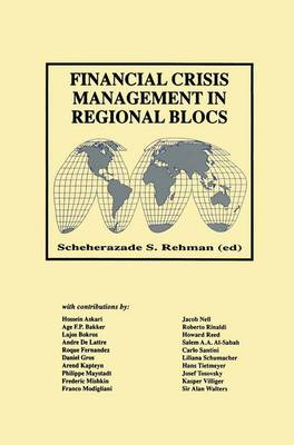 Financial Crisis Management in Regional Blocs (Paperback)