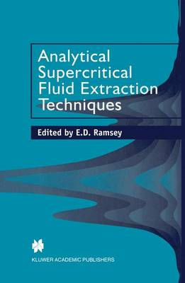 Analytical Supercritical Fluid Extraction Techniques (Paperback)