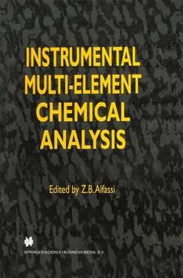 Instrumental Multi-Element Chemical Analysis (Paperback)