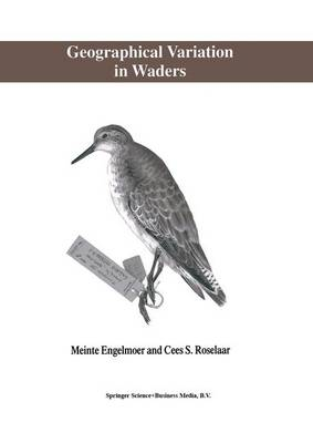 Geographical Variation in Waders (Paperback)