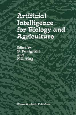 Artificial Intelligence for Biology and Agriculture (Paperback)