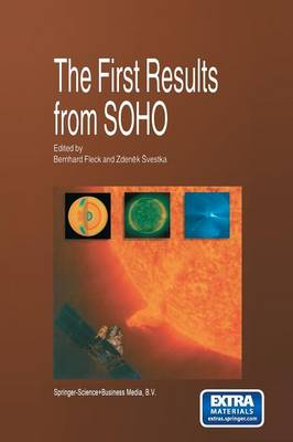 The First Results from SOHO (Paperback)