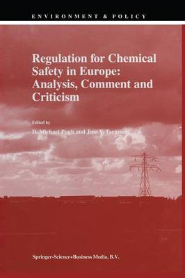 Regulation for Chemical Safety in Europe: Analysis, Comment and Criticism - Environment & Policy 15 (Paperback)