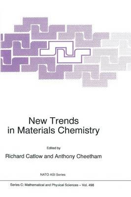 New Trends in Materials Chemistry - NATO Science Series C 498 (Paperback)