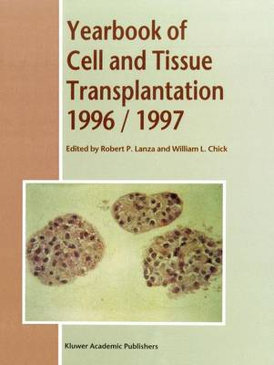 Yearbook of Cell and Tissue Transplantation 1996-1997 (Paperback)