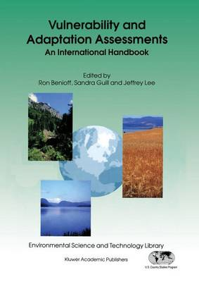Vulnerability and Adaptation Assessments: An International Handbook - Environmental Science and Technology Library 7 (Paperback)