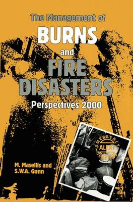 The Management of Burns and Fire Disasters: Perspectives 2000 (Paperback)