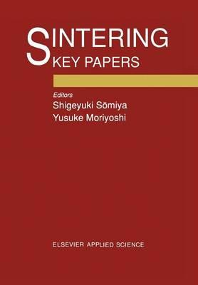 Sintering Key Papers (Paperback)