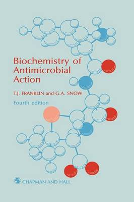 Biochemistry of Antimicrobial Action (Paperback)
