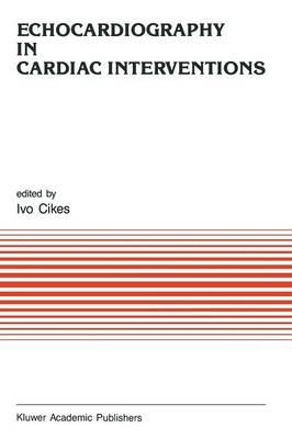 Echocardiography in Cardiac Interventions - Developments in Cardiovascular Medicine 96 (Paperback)