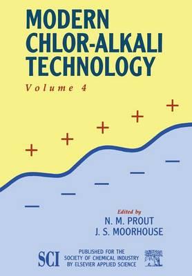 Modern Chlor-Alkali Technology: Volume 4 (Paperback)