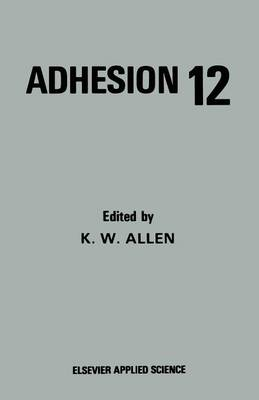 Adhesion 12 (Paperback)