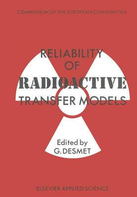 Reliability of Radioactive Transfer Models (Paperback)