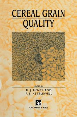Cereal Grain Quality (Paperback)