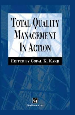 Total Quality Management in Action (Paperback)