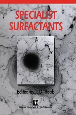 Specialist Surfactants (Paperback)