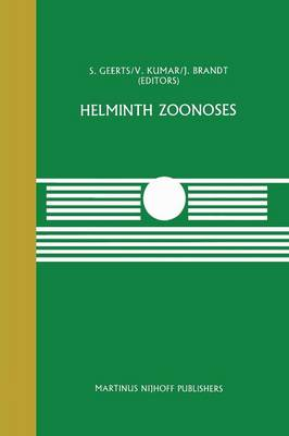 Helminth Zoonoses - Current Topics in Veterinary Medicine 43 (Paperback)
