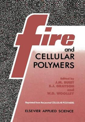 Fire and Cellular Polymers (Paperback)