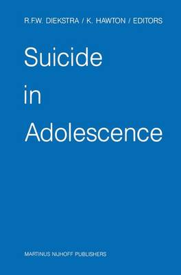 Suicide in Adolescence (Paperback)