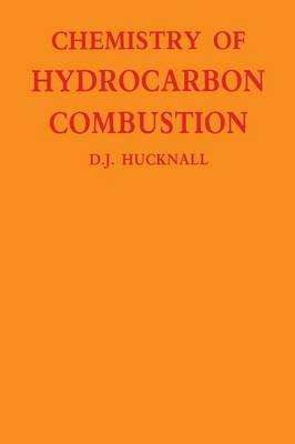 Chemistry of Hydrocarbon Combustion (Paperback)