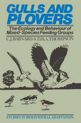 Gulls and Plovers: The Ecology and Behaviour of Mixed-Species Feeding Groups - Studies in Behavioural Adaptation (Paperback)