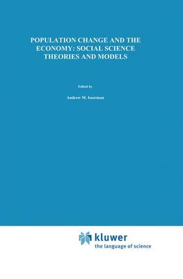 Population Change and the Economy: Social Science Theories and Models (Paperback)