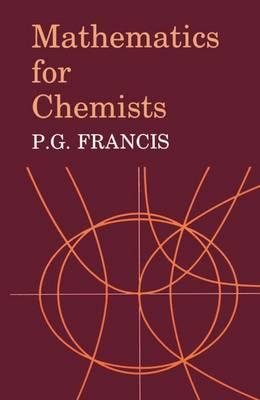Mathematics for Chemists (Paperback)