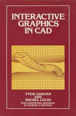 Interactive Graphics in CAD (Paperback)