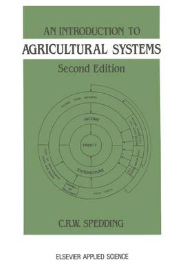 An Introduction to Agricultural Systems (Paperback)