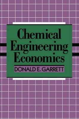 Chemical Engineering Economics (Paperback)