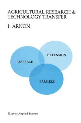 Agricultural Research and Technology Transfer (Paperback)